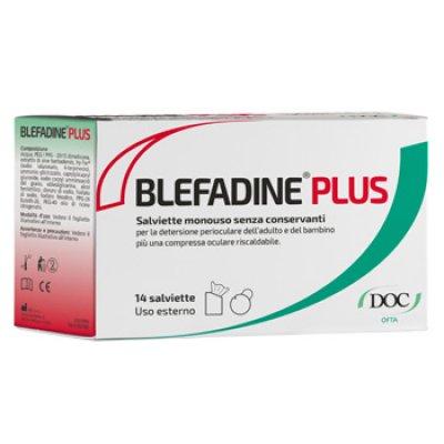 BLEFADINE PLUS 14SALV+1CPR