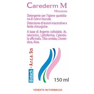 CAREDERM M MOUSSE 150ML