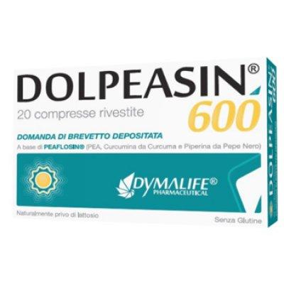 DOLPEASIN 600 20CPR RIVESTITE