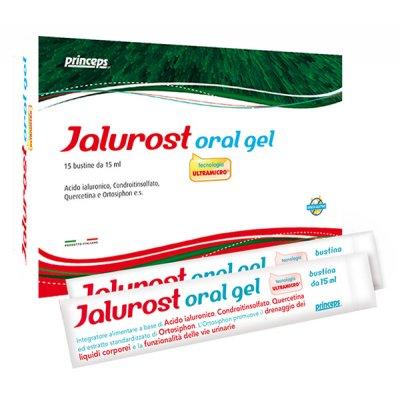 JALUROST ORALGEL 15STICK PACK