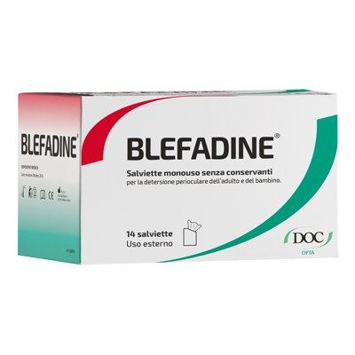 BLEFADINE 14 SALVIETTE MONOUSO