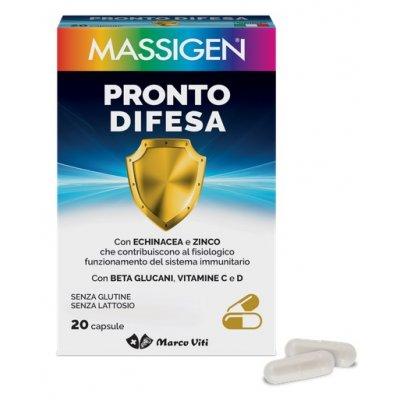 MASSIGEN PRONTO DIFESA 20CPS