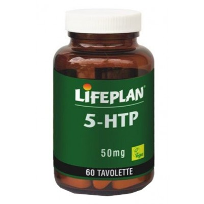 5-HTP 50MG 60TAV LIFEPLAN