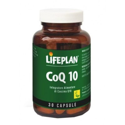 CO Q10 30CP  LIFEPLAN