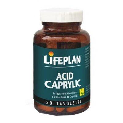 CAPRILIC ACID 50TAV  LIFEPLAN