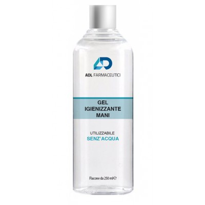 ADL GEL MANI IGIEN 250ML