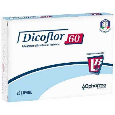 DICOFLOR-60 FERM LATT 20CPS