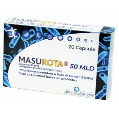 MASUROTA 50MLD 20CPS