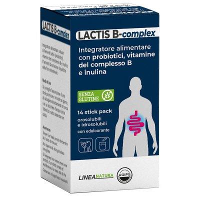 LACTIS B COMPLEX 14STICK PACK