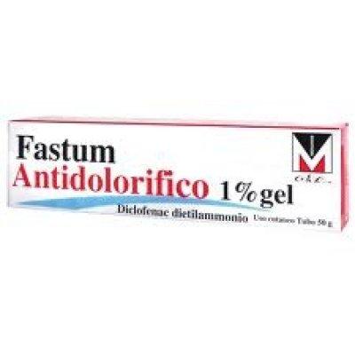 FASTUM ANTIDOLORIFICO*gel 50 g 1%