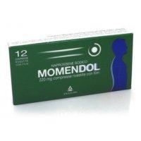 MOMENDOL*12CPR RIV 220MG