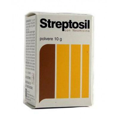 STREPTOSIL NEOMICINA*POLV 10G