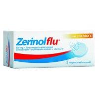 ZERINOLFLU*12 cpr eff 300 mg + 2 mg + 250 mg