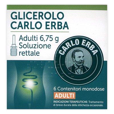 GLICEROLO*AD 6CONT 6,75G