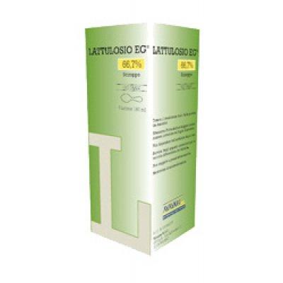 LATTULOSIO (EG)*sciroppo 1 flacone 180 ml 66,7%