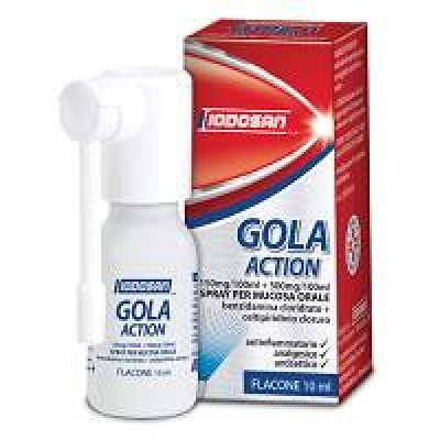 GOLA ACTION*SPRAY 0,15%+0,5%