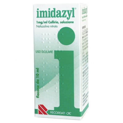 IMIDAZYL*collirio 10 ml 0,1%