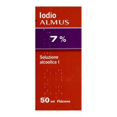 IODIO SOL ALCO I*50ML