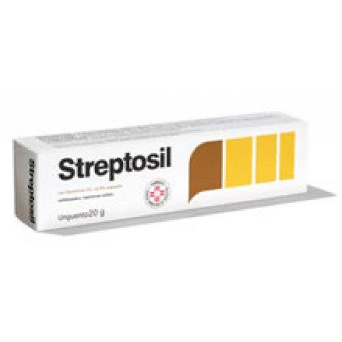 STREPTOSIL NEOMICINA*ung derm 20 g 2% + 0,5%