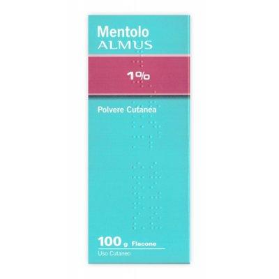 MENTOLO ALMUS*1% 1FL 100G