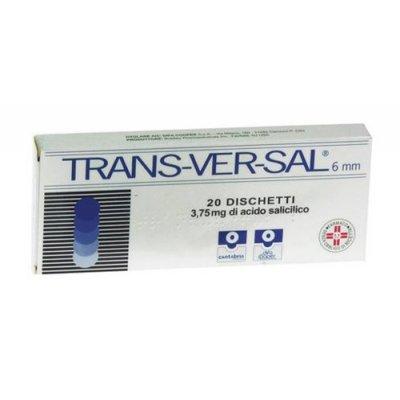 TRANSVERSAL*20CER 3,75MG/6MM