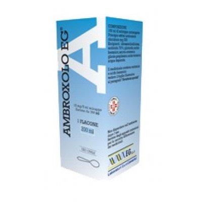 AMBROXOLO EG*FL 200ML 15MG/5ML