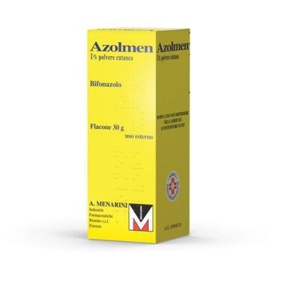 AZOLMEN*POLV CUT 30G 1%