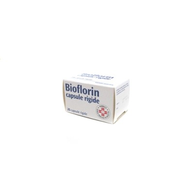 BIOFLORIN*25 cps 75 mld