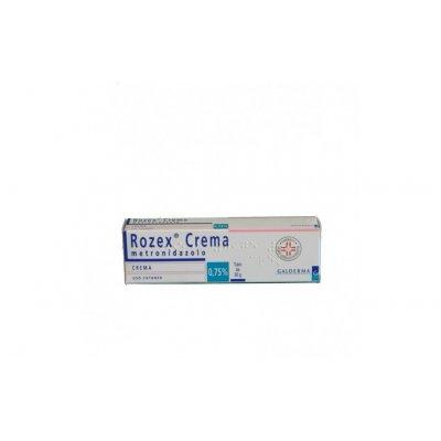 ROZEX*CREMA DERM 30G 0,75%