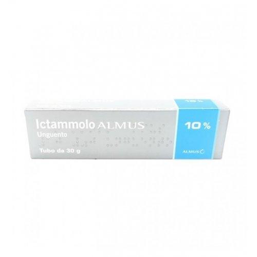 ICTAMMOLO ALMUS*10% UNG 30G