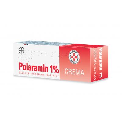 POLARAMIN*CREMA 25G 1%