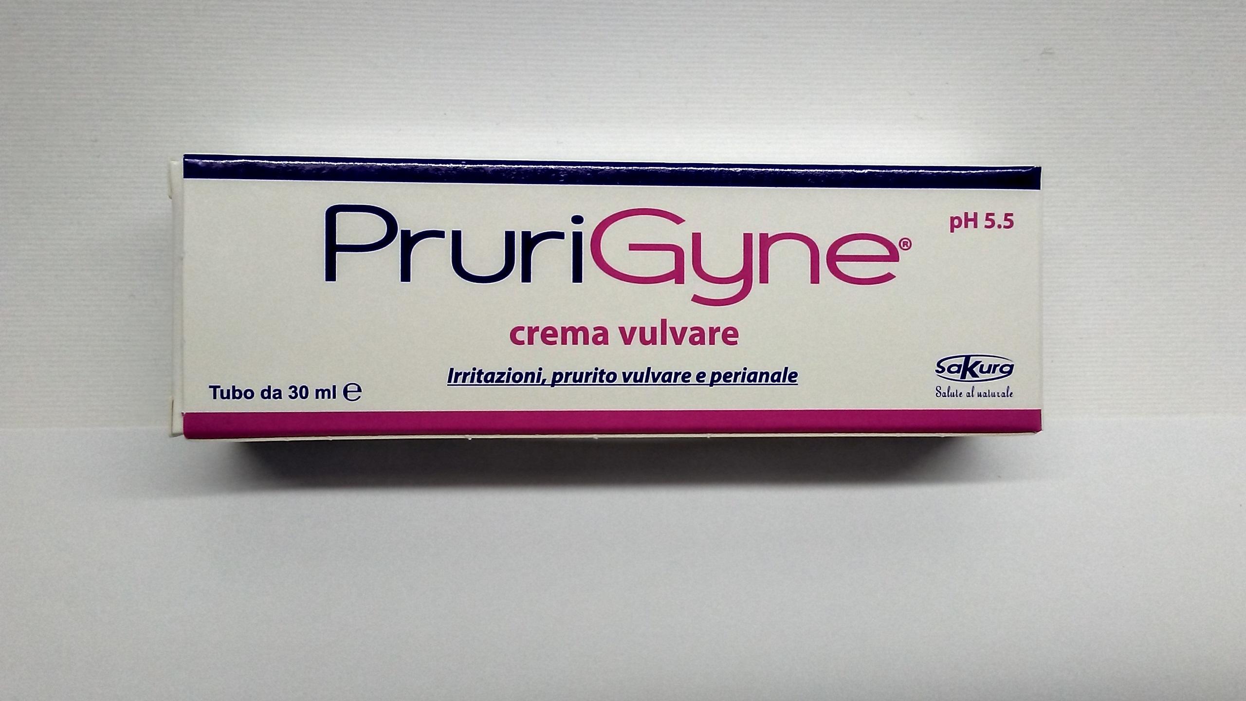 Prurigyne gel vaginale 30ml